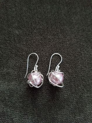 light-purple-wrapped-pearls